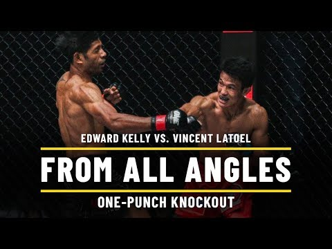 Edward Kelly vs. Vincent Latoel | ONE From All Angles