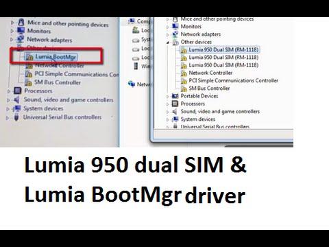 Lumia bootmgr скачать драйвер