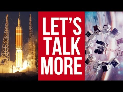Let's Talk More About Space Travel