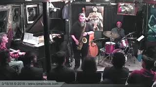Charles Owens CRUSHING Rhythm Changes at 370+ BPM At Smalls, NYC
