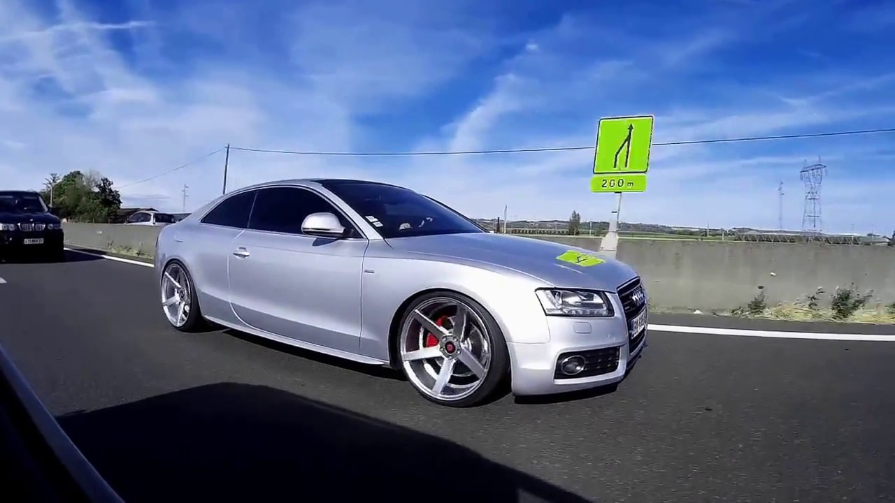 Axedesign Axe Ex18 Audi A5 Youtube