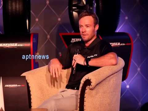 AB DE VILLIERS INTERVIEW ABOUT HIS CRICKET CARRIER PART 2