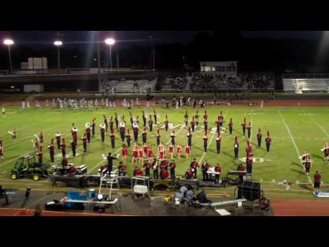 Southwest Mississippi Community College Band 2016