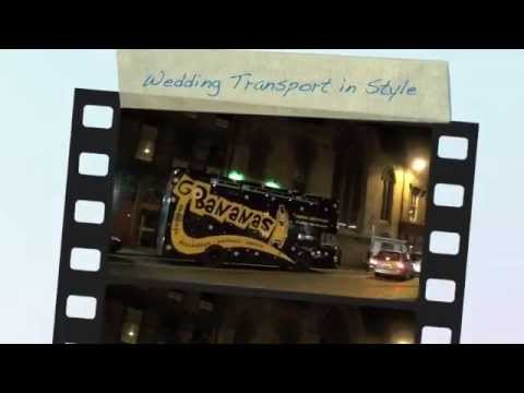 Wedding Bus Hire from ClubclassBus