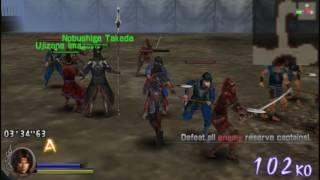 Samurai Warriors: State of War - Yukimura Stage 1 - Battle of Mikatagahara