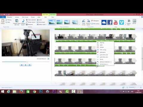 Cara membuat video slideshow dari kumpulan foto, selengkapnya baca di....