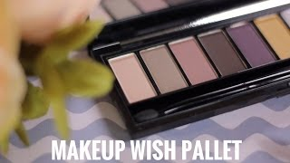 Loreal LA PALETTE OMBREE и Color Riche Lip Palette + макияж | Review and makeup #ИРМАГ