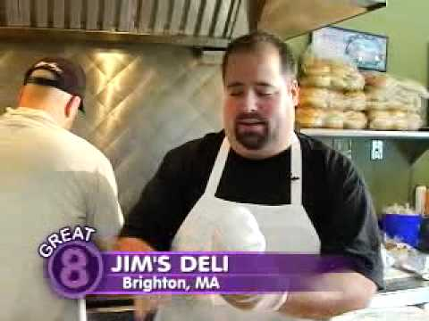 Jim's Deli - Brighton, MA (Phantom Gourmet)