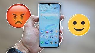 Huawei P30 Pro, lo MALO y lo BUENO
