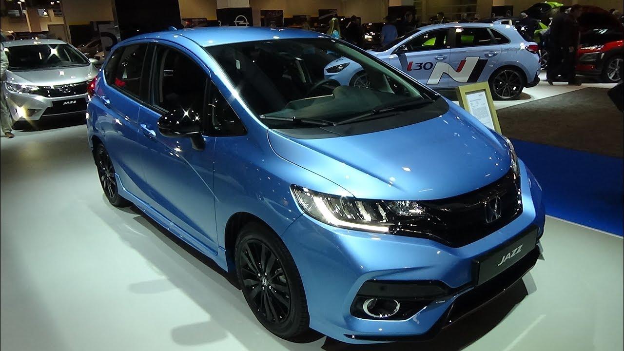 2018 Honda Jazz 1 5i Exterior And Interior Auto Zurich Car Show