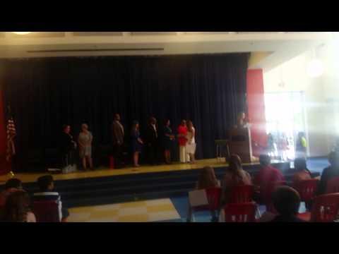 Graduates  Dunwoody elementary school