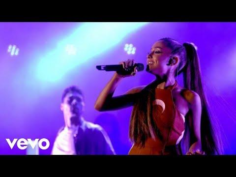 "Ariana Grande  - ""Happy Birthday Mom"" & Sometimes (DWT Lyon Live)"