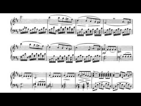 Schubert: Piano Sonata No.13 In A, Op.120, D 664 (Geza Anda) (Audio + Sheet Music)