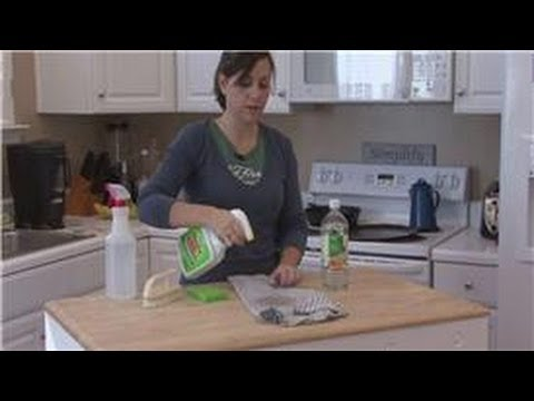 House Cleaning & Stain Removal : Removing Mold From Fabric
