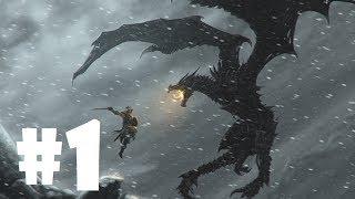 The Elder Scrolls: Skyrim Walkthrough - Part 1 [XBOX 360/PS3]