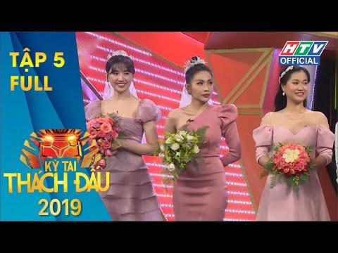 KỲ TÀI THÁCH ĐẤU 2019 | Trương Thế Vinh, Anh Đức, Mạc Văn Khoa trổ tài cầu hôn #5 FULL #KTTD