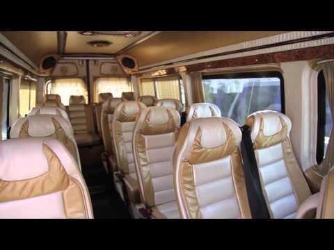 Аренда микроавтобуса Mercedes Sprinter мерседес спринтер люкс золотои