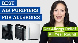Best Air Purifier for Allergies (2019 Allergy Air Purifier Buying Guide)