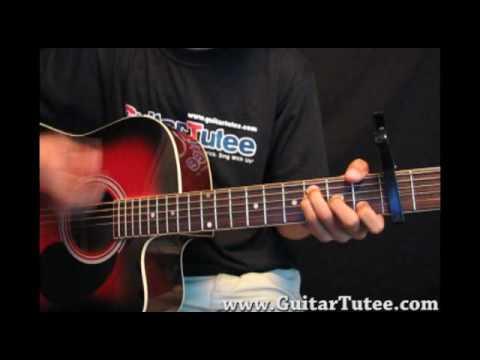 Bruce Springsteen - The Wrestler, By Www.GuitarTutee.com