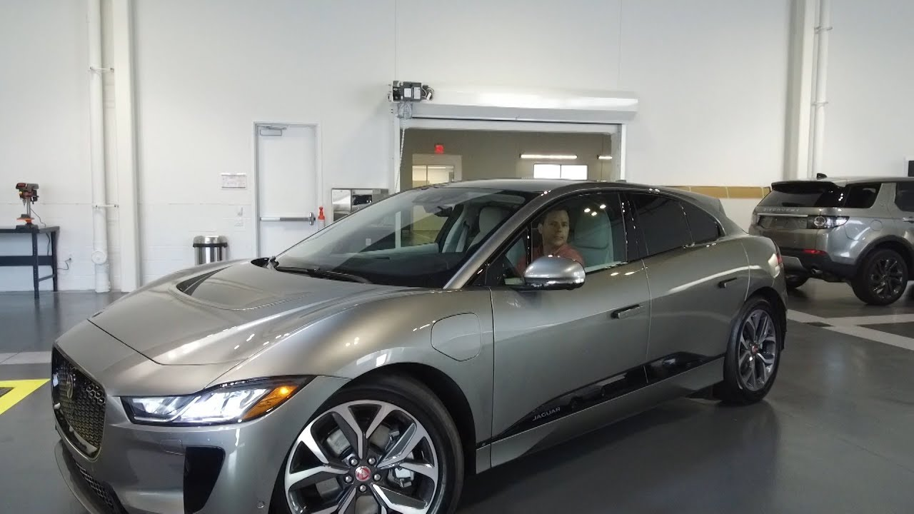 Jaguar Land Rover Offers Careers For Vets Youtube