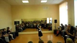 Алёнка Данилова, открытый урок в