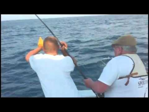 Ft. Pierce Offshore Fishing