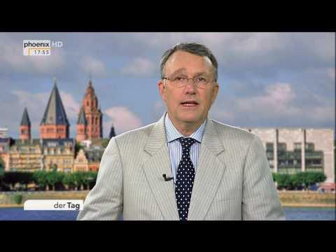 Katar-Krise: Expertengespräch mit Michael Lüders am 07.06.17