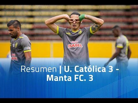U. Catolica Manta FC Goals And Highlights