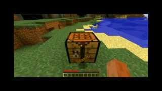 Minecraft-как сделать деревянную кирку