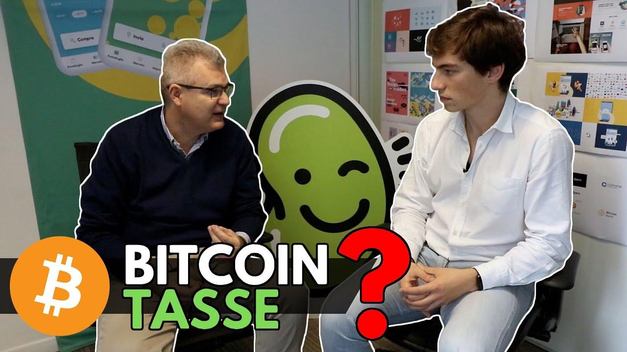 devi pagare le tasse su bitcoin