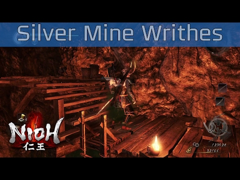 Nioh - The Silver Mine Writhes Mission Walkthrough [HD 1080P/60FPS]