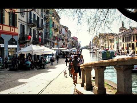 Milano Navigli Canals Tour by MilanoArte.net