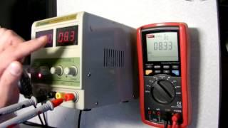 Ta'mirlash laboratoriya DAZHENG elektr ta'minoti PS-1502D