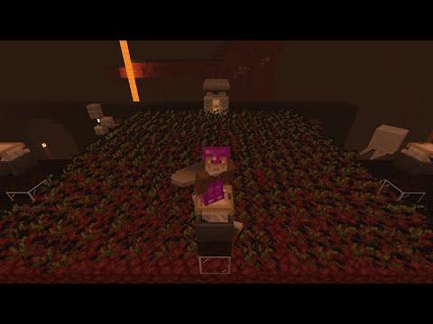 How To Build Wither Skeleton Head Farm! ▶ Minecraft 1.15 Vanilla Hardcore