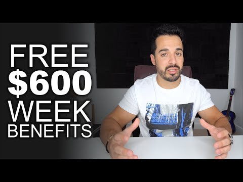 How To Apply for the FREE $600 Weekly – Unemployment Benefit