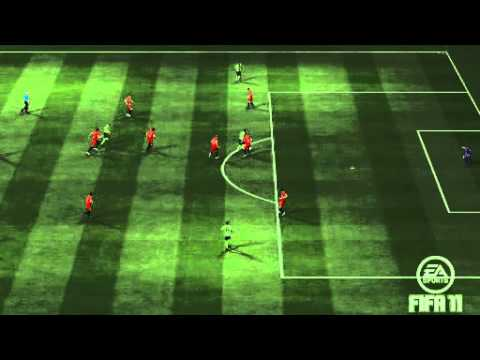 Bayern net stitched!