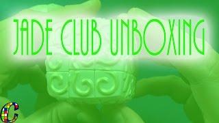 Jade Club Unboxing