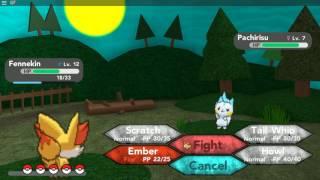 ROBLOX Pokemon Brick Bronze #3 Seeing DanTDM!!!!???