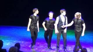 VORTEX DANCE COMPANY  Tap & ирландский степ