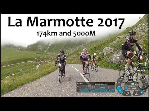 La Marmotte 2017