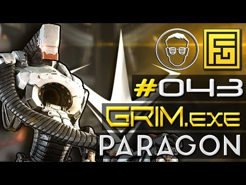 PARAGON gameplay german | Grim.exe #043 | Let's Play Paragon deutsch PS4 PC
