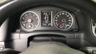 Volkswagen Tiguan 1.4 TSI (2013 г.) как определить настоящий пробег