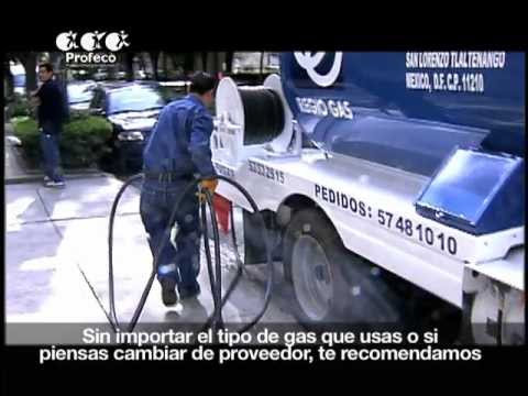 Reporte Especial: Gas LP y Gas Natural [Revista del Consumidor TV 51.1]
