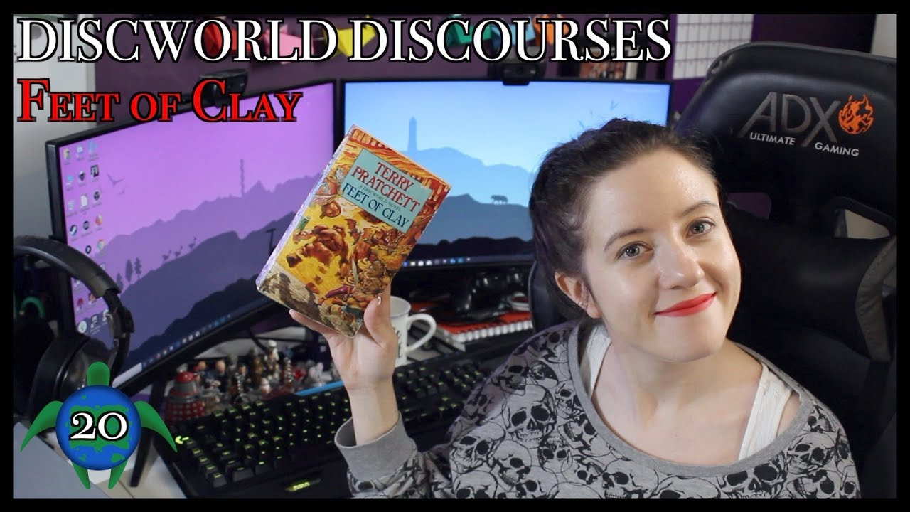 Feet of Clay | Discworld Discourses image