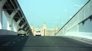 Road to Atlantis The Palm Dubai Hotel & Resort - The Palm Jumeirah Dubai