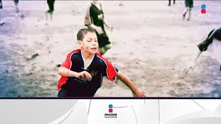 Los inicios de Hirving Lozano en el futbol | Adrenalina | Imagen Deportes