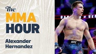 Alexander Hernandez Explains how Old Mortgage Career Helped His Stunning UFC Debut