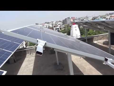 USE OF DAMAGED SOLAR PANEL