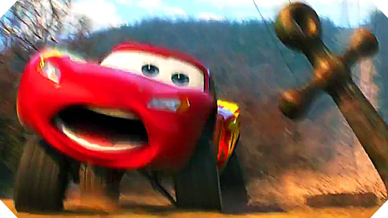 Cars 3 don 39 t be scared trailer 2017 disney pixar - Watch cars 3 online free dailymotion ...