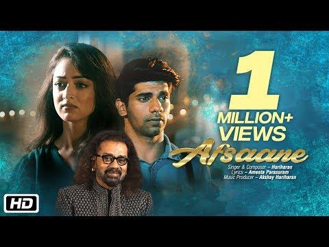 Afsaane | Hariharan | Karan Hariharan | Sandeepa Dhar | Latest Ghazal 2018